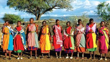 Kenya & Tanzania Adventure 2018/19