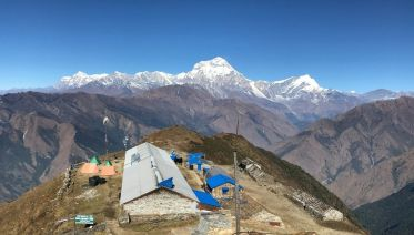 Khopra Ridge Trek: 11 Days