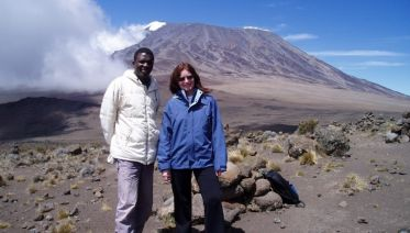 Kilimajaro Trek - Shira Route - Moshi Start 8 Days