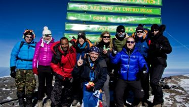 Kilimanjaro Climb Lemosho Route - Family