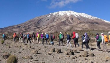 Kilimanjaro Climb-Machame Route