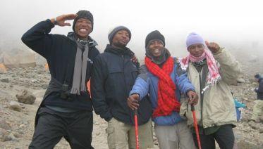 Kilimanjaro - Lemosho Trek + Zanzibar Island
