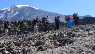 Kilimanjaro - Machame Route - 6 Days