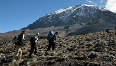 Kilimanjaro Machame route Tours