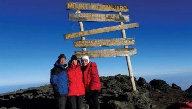 Kilimanjaro - Machame Route & Wildlife Safari