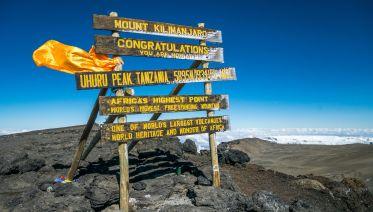 Kilimanjaro Marangu Route: 6 Days
