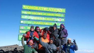 Kilimanjaro - Remote Northern Circuit & Wildlife Safari