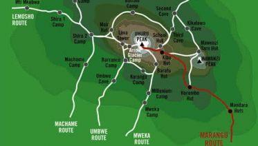 Kilimanjaro Trek - Marangu Route