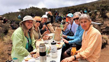 Kilimanjaro Trekking /Marangu Route