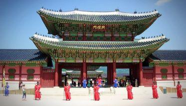Korean Culture Walking Tour