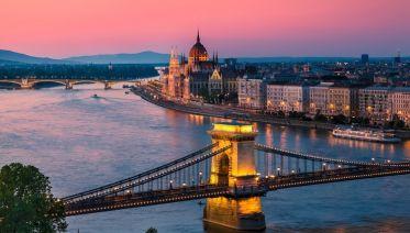 Krakow to Budapest Adventure