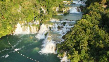 Krka Waterfalls Day Trip from Zadar