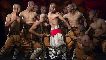 Kungfu Show Tickets at Beijing Red Theatre