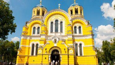 Kyiv City Small-Group Driving Tour