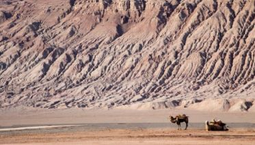 Kyrgyzstan & the Chinese Silk Route