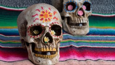 La Ruta Maya - Day Of The Dead Festival Departure - Reverse