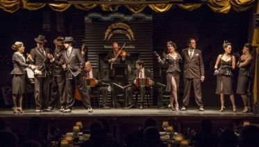 La Ventana Dinner & Tango Show and Tango Class