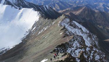 Ladakh: Stok Kangri Climb