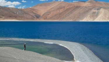 Ladakh Unraveled: Lakes & Mountain Passes