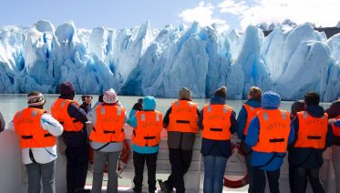 Glacier Grey Tours