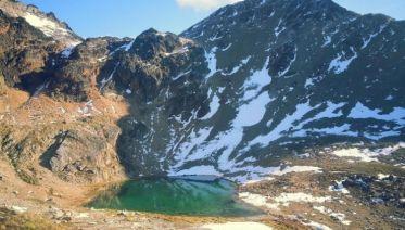 Laguna Turquesa & Cerro Carbajal Trekking