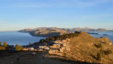 Lake Titicaca & Isla del Sol Catamaran Experience 4D/3N (Cuzco to La Paz)