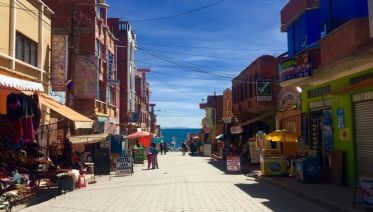 Lake Titicaca & Isla del Sol Catamaran Experience 4D/3N (Puno to La Paz)