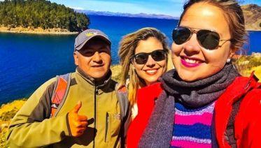 Lake Titicaca Catamaran 2D/1N (La Paz to La Paz)
