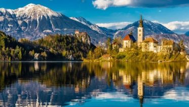 Lakes and Valleys of Slovenian Alps