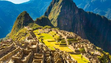 Land of the Incas