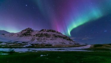Land Of The Northern Lights