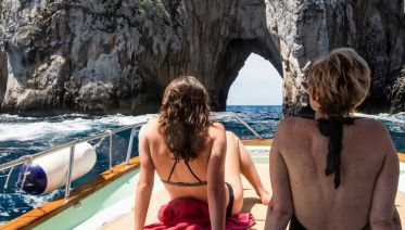 Landscapes & Limoncello in Amalfi