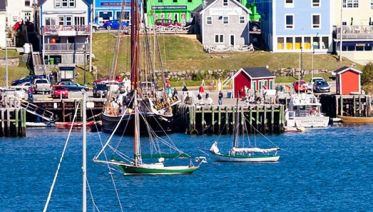 Landscapes Of The Canadian Maritimes