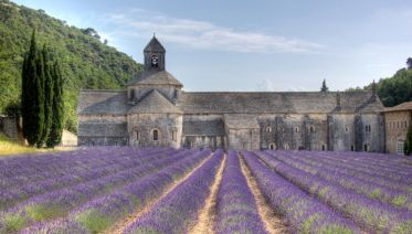 Landscapes Of The Luberon Self-Guided Cycling