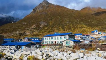 Langtang And Tserko Ri View 8-day Trek