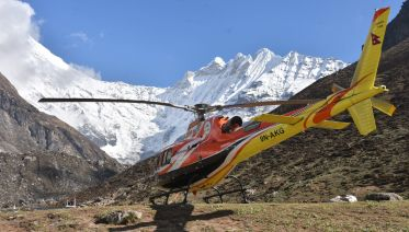 Langtang Trek With Chopper Return