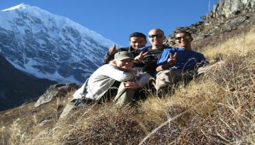 Langtang Valley Trek