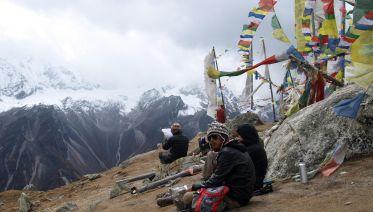 Langtang Valley View Trekking