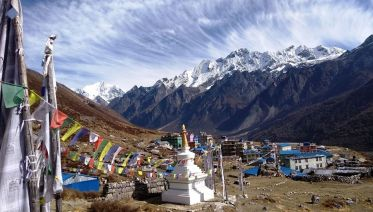 Langtang Valley View Treks 8-Days