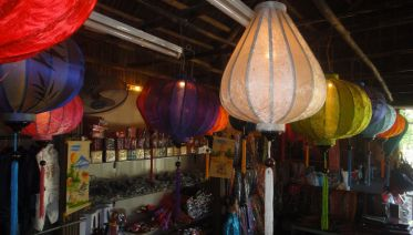 Lantern Crafting In Hoi An With The Lifestart Foundation