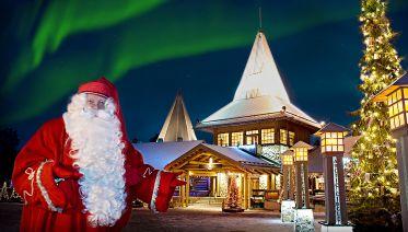 Santa's Hometown In Lapland Tour