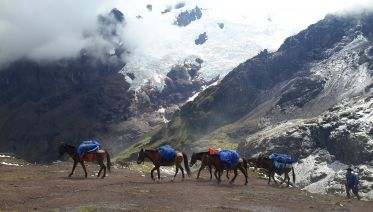 Lares Trek 4 days and 3 nights