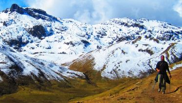 Lares Trek and Machu Picchu Tour