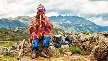 Lares Trek Experience 8D/7N (Lima to Cuzco)