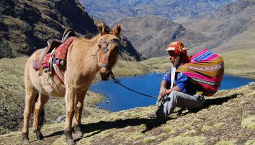 Lares Trek To Machu Picchu: 7 Days