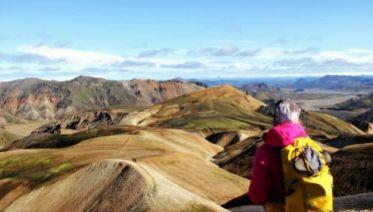 Laugavegur Trail To Skogar