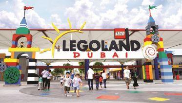 Legoland Dubai Ticket with Roundtrip Transfers