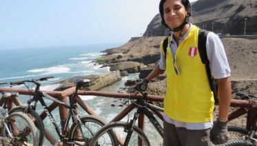 Lima Discovery Private Urban Bike Tour