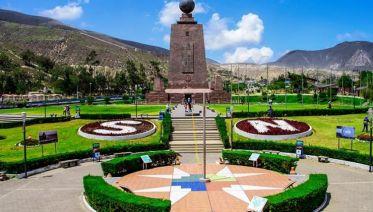Lima to Quito Travel Pass