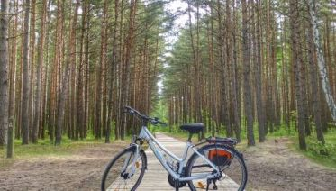 Lithuania, Belarus and Poland Cycle